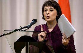 Мэр Петрозаводска Галина Ширшина объяснила свою отставку