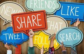 Социальные сети 2015: самые обсуждаемые в России события и люди