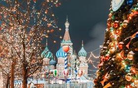 Где встречать Новый год в Москве