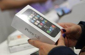 В России продаются самые дешевые в мире iPhone 5s