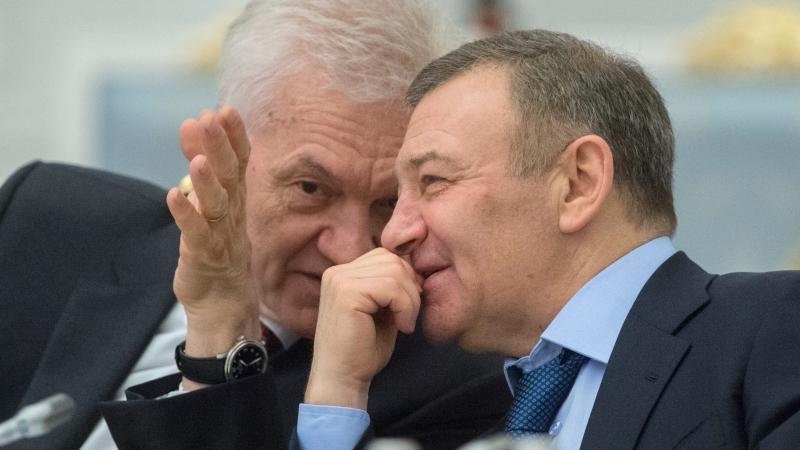 Forbes подсчитал, сколько Тимченко и Ротенберги потеряли от санкций Запада  | Rusbase