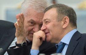 Forbes подсчитал, сколько Тимченко и Ротенберги потеряли от санкций Запада