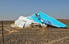 """В расследовании теракта на борту A321 нашли """"турецкий след"""""""