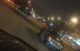 В Челябинске ВАЗ врезался в Rolls-Royce экс-участника списка Forbes Александра Аристова