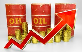 Цена Brent взлетела выше $35 из-за резкого ослабления доллара