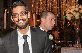 CEO Google получил рекордный бонус в размере $199 млн