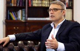 Михаила Касьянова закидали яйцами во Владимире. Видео