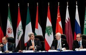 Участники переговоров по Сирии договорились ввести режим прекращения огня