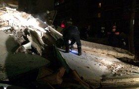 Из-за взрыва бытового газа в Ярославле обрушился подъезд жилого дома, есть жертвы