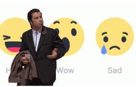 """В соцсетях веселятся над новыми эмоциями Facebook: """"А староверы лайкают единым перстом! """""""