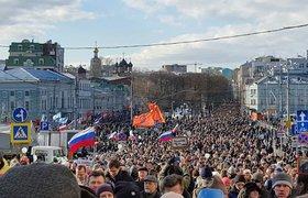 Как проходит день памяти Немцова в Москве и других городах России