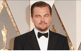 "Леонардо Ди Каприо получил премию ""Оскар"""
