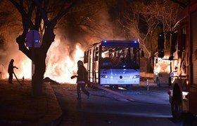 Теракт в Анкаре: 34 человека погибли и 125 пострадали