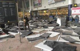 В аэропорту Брюсселя произошло два взрыва