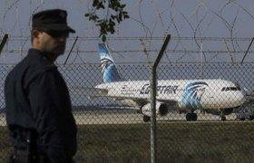 Все заложники с захваченного египетского самолета освобождены