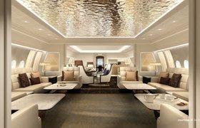 Boeing рассказал о стоимости новых сверхдальних бизнес-джетов