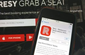 Airbnb инвестирует $13 млн в приложение по заказу столиков в ресторанах Resy