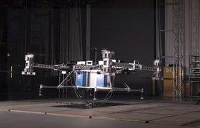 Boeing показал испытания дрона с грузоподъемностью почти в четверть тонны
