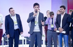 "Конкурс ""Аллея инноваций"" на Russian Internet Week-2013"