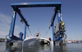 Судно без экипажа, управляемое искусственным интеллектом, начало пересекать Атлантический океан