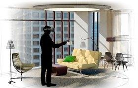 «КРОК» представил профессиональную VR-систему для строителей