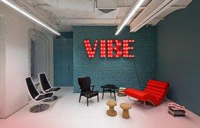 Vibe в Мытищах: атмосфера в московском офисе Saatchi & Saatchi