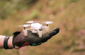 В Великобритании придумали мини-дрон для селфи