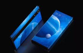 Xiaomi представила смартфон Mi Mix Alpha с экраном со всех сторон
