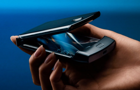 Motorola выпустила «раскладушку» Razr за $1500