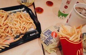 McDonald's начнет транслировать приготовление блюд онлайн