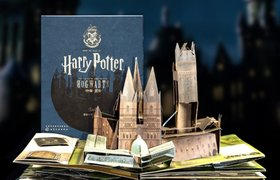 Xiaomi выпустила 3D-книгу о Гарри Поттере