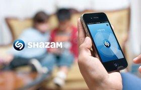 Shazam может быть встроен в iOS 8