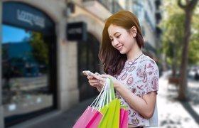 30 процентов покупок жители Таиланда и Индонезии совершают в соцсетях