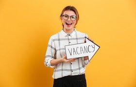 Составлен топ вакансий без опыта работы с зарплатой до 570 тысяч рублей