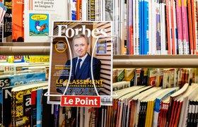 Американский Forbes выйдет на биржу через слияние с пустышкой при оценке $630 млн