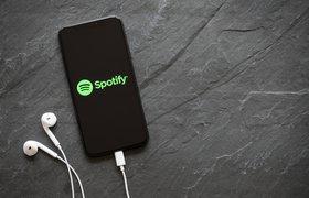Пользователи пожаловались на сбой в работе Spotify
