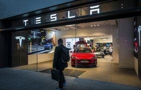 Стоимость акций Tesla впервые превысила $1 тысячу