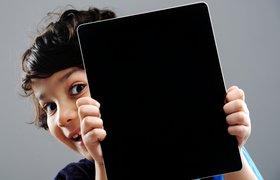 Первое слово британских детей — планшет, а не мама