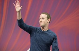 Цукерберг сократил долю в Facebook до 14%