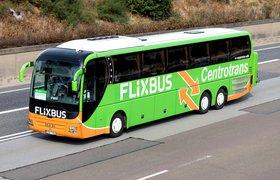 Европейский автобусный перевозчик FlixBus пришел в Россию