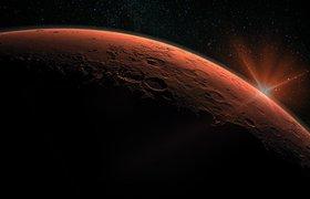Как спутниковый интернет окупит строительство города на Марсе