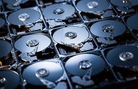 Ученые нашли способ увеличить объем жестких дисков в десять раз