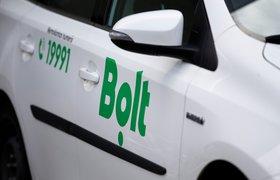 Сервис такси Bolt вошел в тройку самых быстрорастущих компаний в Eвропе