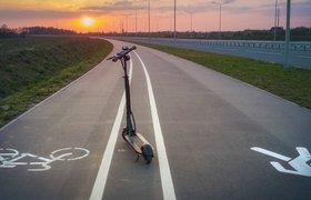 Российские власти подготовили правила дорожного движения для электросамокатов