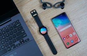 Samsung выпустила ремни из яблочной кожуры для Galaxy Watch