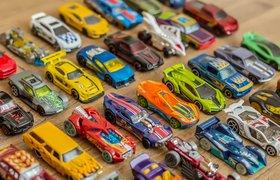 Mattel выставит на NFT-аукцион машинки Hot Wheels