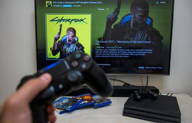 Sony отозвала игру Cyberpunk 2077 из магазина PlayStation Store