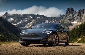 В России начались онлайн-продажи электрокаров Tesla