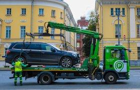Топ-3 премиальных автомобилей, которые чаще всего попадают на штрафстоянки Москвы