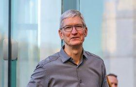 Тим Кук выразил восторг от развития искусственного интеллекта в мире